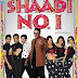 Shaadi No. 1 Movie Dialogues, Watching Movie Status