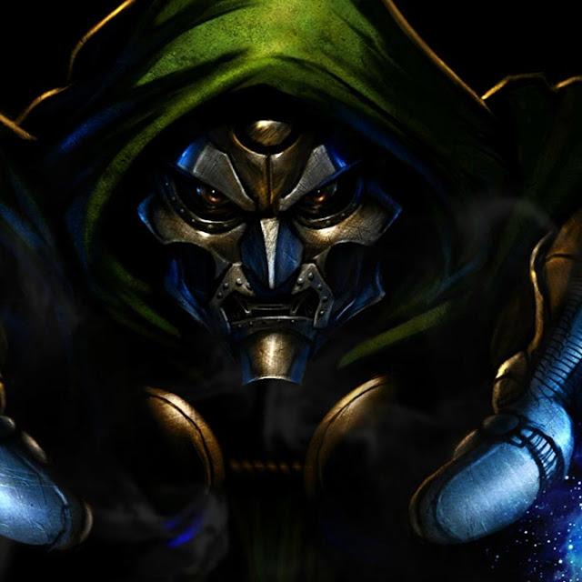 Doctor Doom Wallpaper Engine