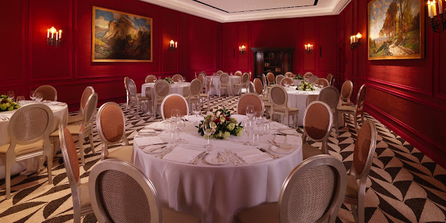 Restaurante em Roma na Itália