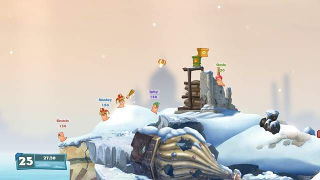 Worms W.M.D PC Full Español