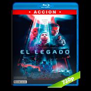 El legado (2018) BRRip 720p Audio Dual Latino-Ingles