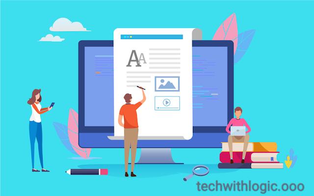 Blogger Templates for Job Portal