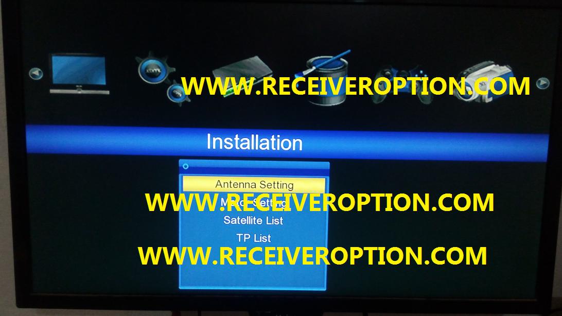 ECHOLINK EL-9999 GX6605S BOARD HD RECEIVER AUTO ROLL POWERVU NEW