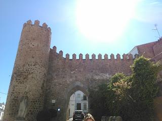 Puerta de Burgos Jerez