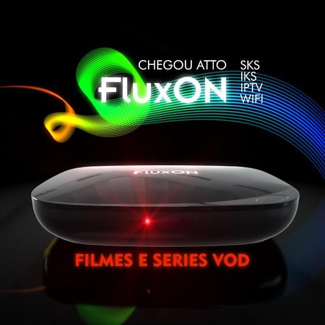 ATTO FLUXON NOVA ATUALIZAÇÃO V 3.61 - 02/04/2020