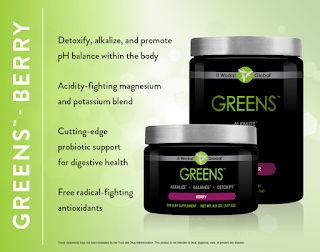 It Works Greens pic