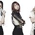 Os anúncios das E-girls: Saída do Dream, novos singles, turnê e reestruturação