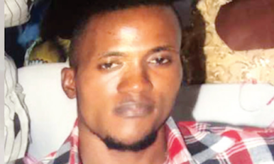 Son Kills Mother For Refusing To Give Him N20,000