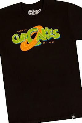 "Space Jam ""Cake Jam"" T-Shirt by Johnny Cupcakes"
