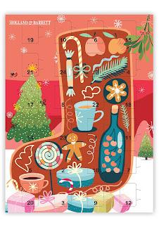 advent calendar, gluten-free, vegan,