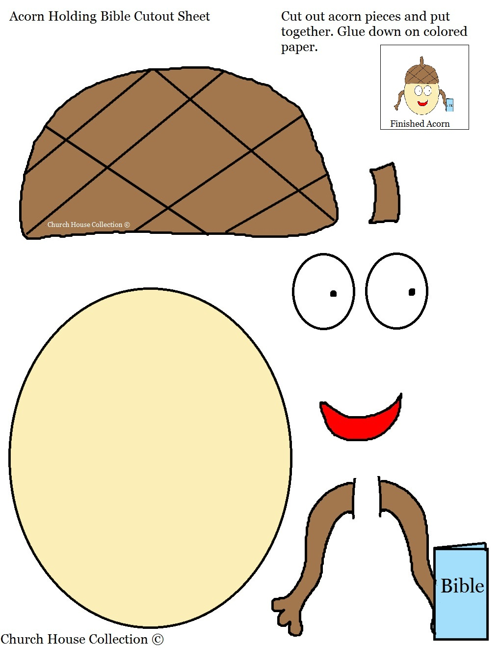 acorn coloring pages perfect big bird n letter n pinterest