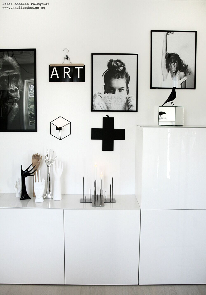 gorilla, apa, vykort bokstäver, bokstav, ord, kors, tavlor, tavelvägg, tavelväggen, tavelväggar, poster, posters, fotokonst, modellbilder, inredning, svart och vitt, svartvit, svartvita, annelies design, webbutik, webshop, nätbutik, dekoration, fågel, ljusstake, nagel, ljusstake, candle cross,