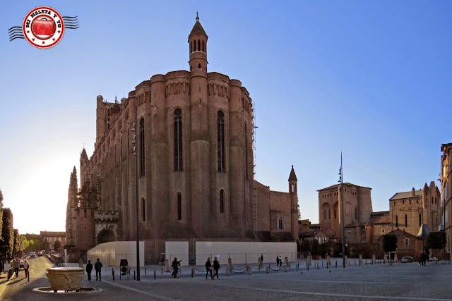 Albi - Catedral y Palacio de la Berbie
