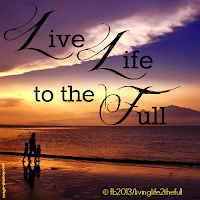 Image result for live life to the full