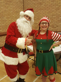 Top Ender and Father Christmas