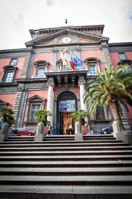 Museo archeologico nazionale-MANN-Napoli