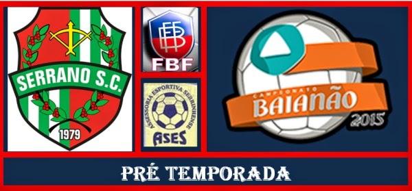 cec27260efa22 Esporte Comunitário  Serrano busca boa campanha e título do Baianão