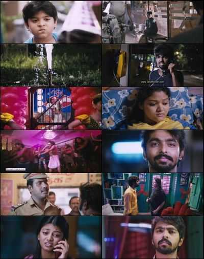 Trisha Illana Nayanthara (2015) Tamil Movie