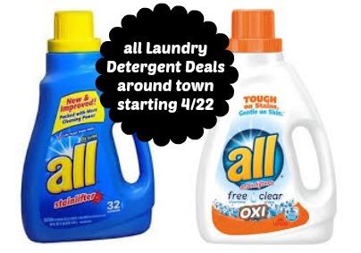 all Laundry Detergent deals