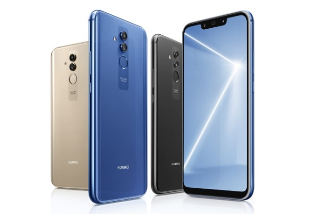 Huawei Mate 20 Lite Now Official