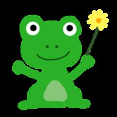 Cute Frog kero