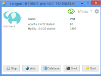 Download software laragon 1.0