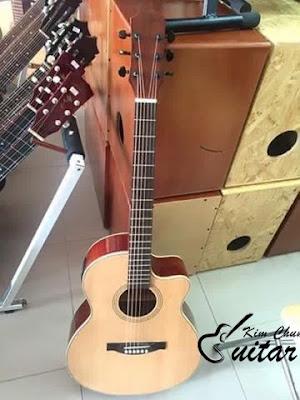 Bán Đàn guitar Acoustic Việt Nam Giá 650 nghìn ở Tphcm