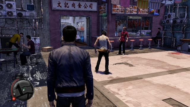 Download Sleeping Dogs PC Games Gameplay