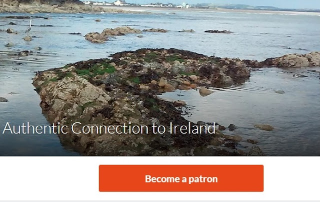 Creating Authentic Connection to Ireland on Patreon