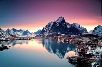 Negara Dengan Musim Salju Terindah