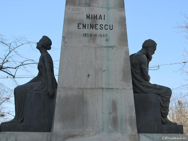 Monumentul Luceafãrului - poezia şi filosofia-blog FOTO-IDEEA
