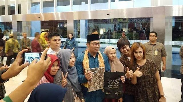 BPD Prabowo Sebut Suka Ridwan Kamil Belum Tentu Pilih Jokowi
