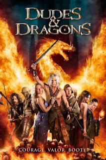 Download Film Dudes and Dragons (2016) HDRip Subtitle Indonesia