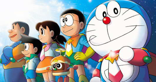 The Best Kids Doraemon  Songs  ~ Dinger Family Daddy Finger