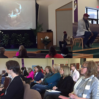 SCBWI Brazos Valley 2017 Conference Brazos Valley Blooms, E.B.Lewis
