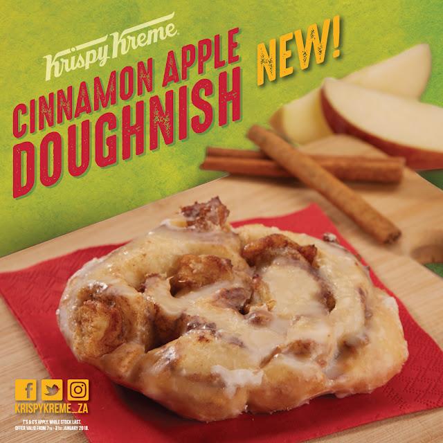 Krispy Kreme Starts The Year #2018 Off Right! @krispykreme_za #SharetheJoy #DelishDoughnish