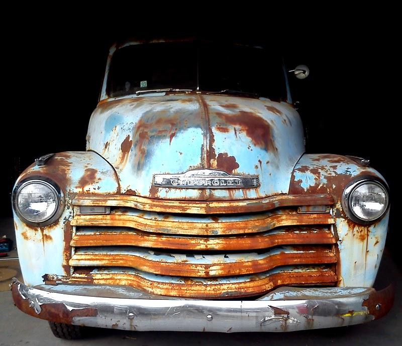 247 Autoholic  1947 Chevrolet Thriftmaster Project
