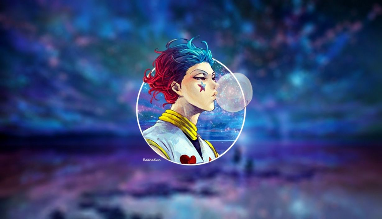 Hisoka Wallpaper Wallpapers World