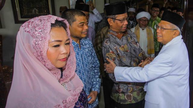 Ada Cak Imin di Kubu Jokowi, Yenny Wahid: Enggak Ada Hubungannya