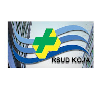 Logo RSUD Koja DKI Jakarta