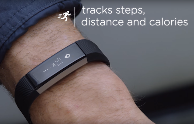 Fitbit Alta HR review- tracks activity, sleep and exercise, displays notifications