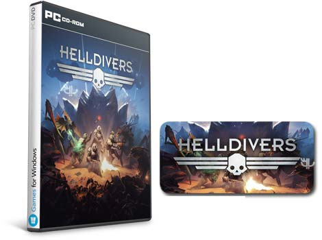 HELLDIVERS Download for PC