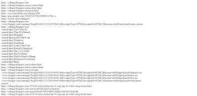 Crawl dữ liệu từ một website sử dụng php Cr- Thắng Blog