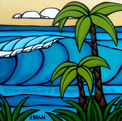 hawaii artist heather brown