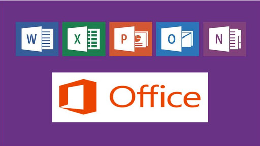 Microsoft Office 2016 Suite of Applications