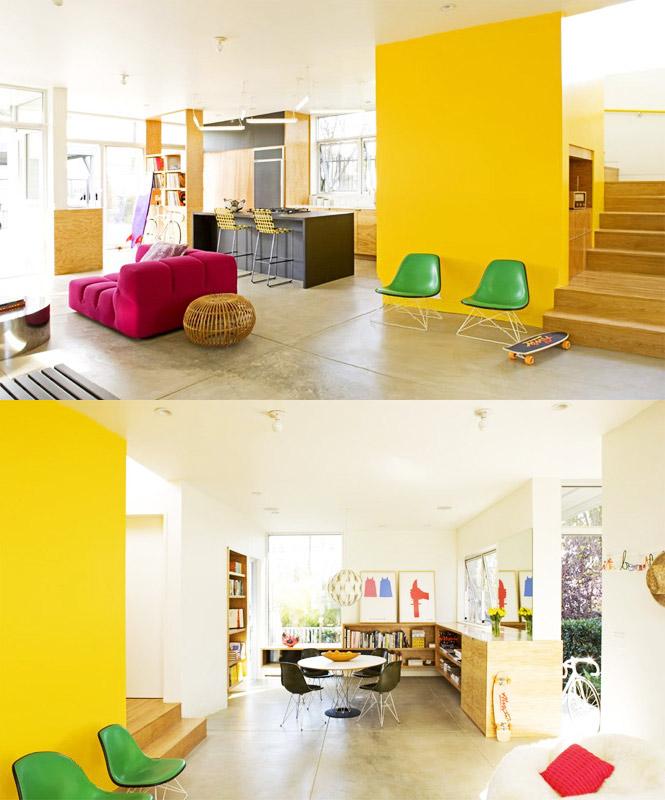 yellow-decor-open-plan