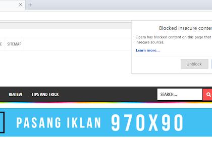 Masalah Keamanan di Widget Post Terbaru di Blog Sayugi - Fixing