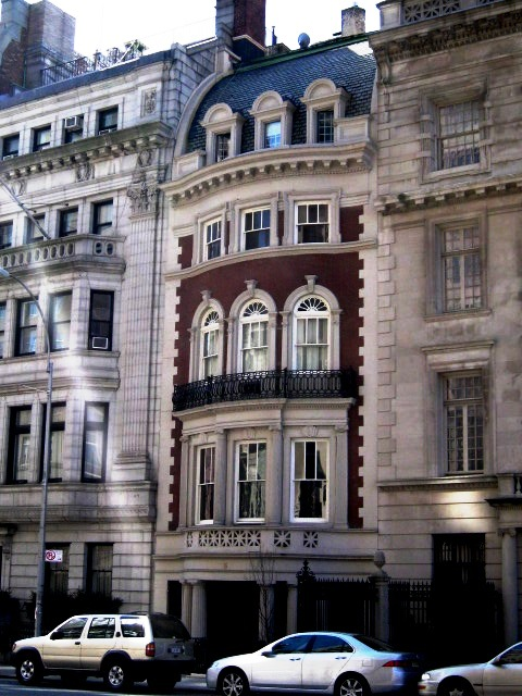 Daytonian In Manhattan The 1900 Frederick Gebhard Mansion