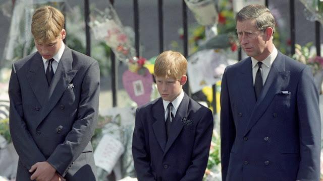 Душераздирающие воспоминания принца Гарри о похоронах матери