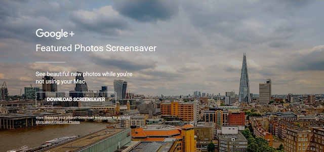 Google Launches Featured Photos App For Apple Mac Screensaver